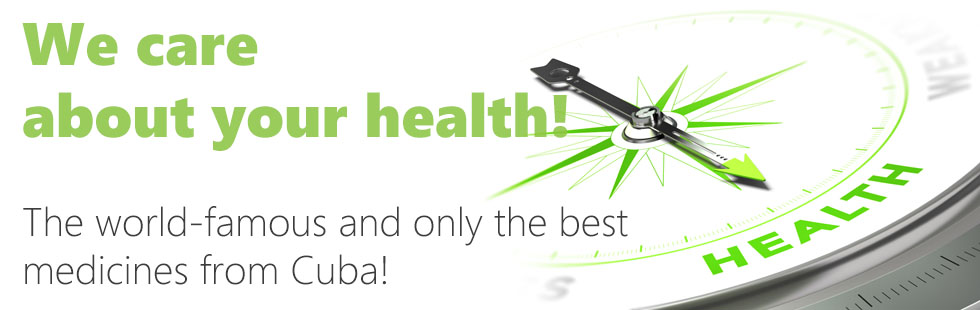 We care about your health!