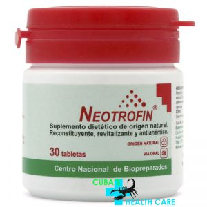 Neotrofin Natural Healing and Antianemic Food Additive
